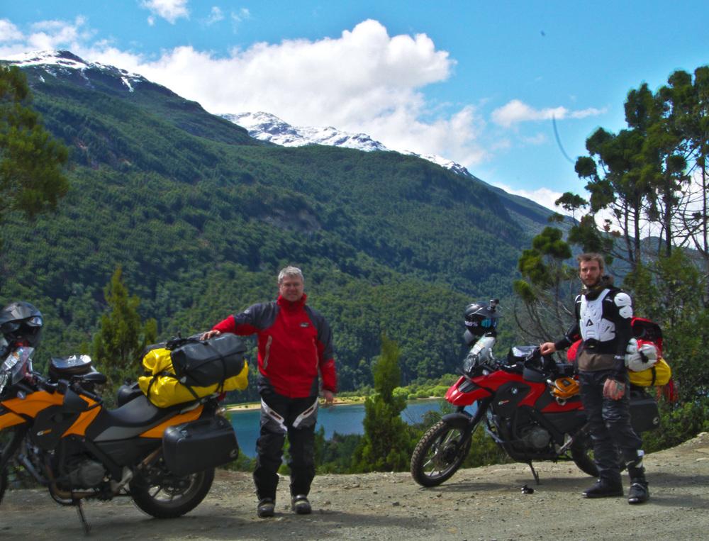 Parque Nacional Los Alerces, Argentina