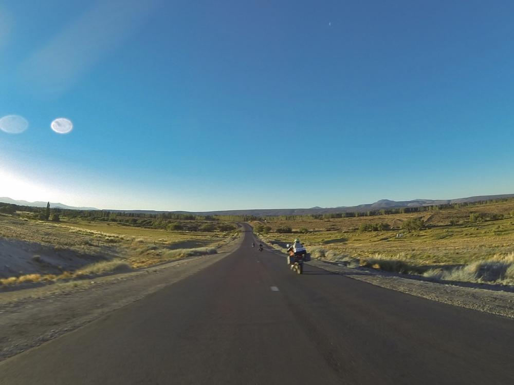 En route to Las Lajas