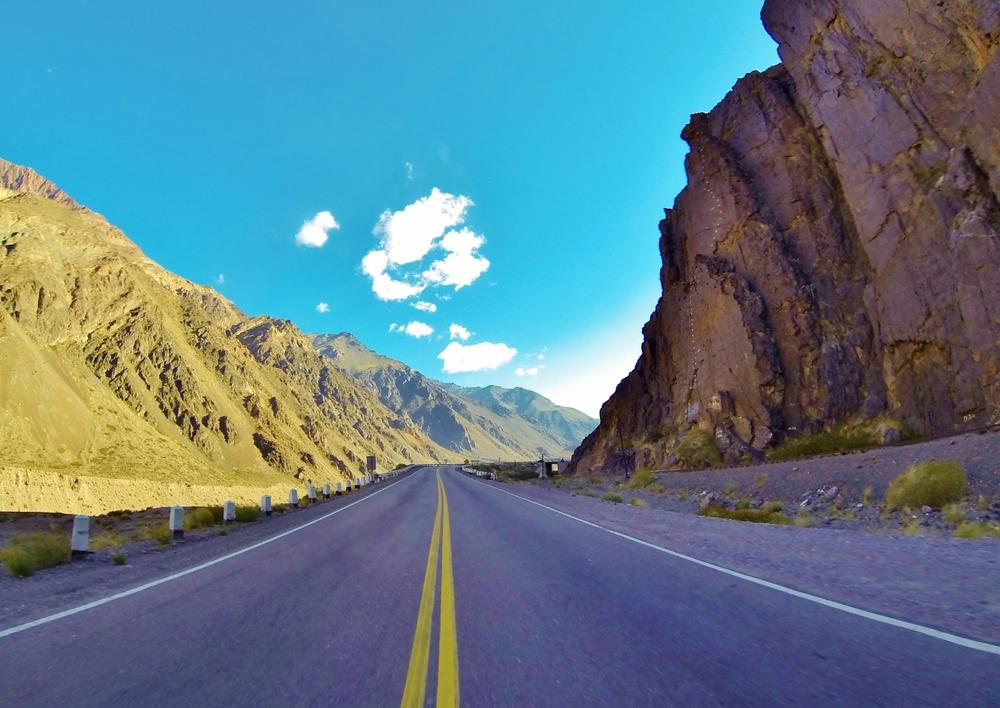 Ruta 7, Mendoza, Argentina
