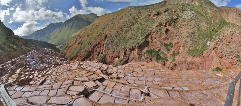 Las Salineras de Maras. Click for full-size image
