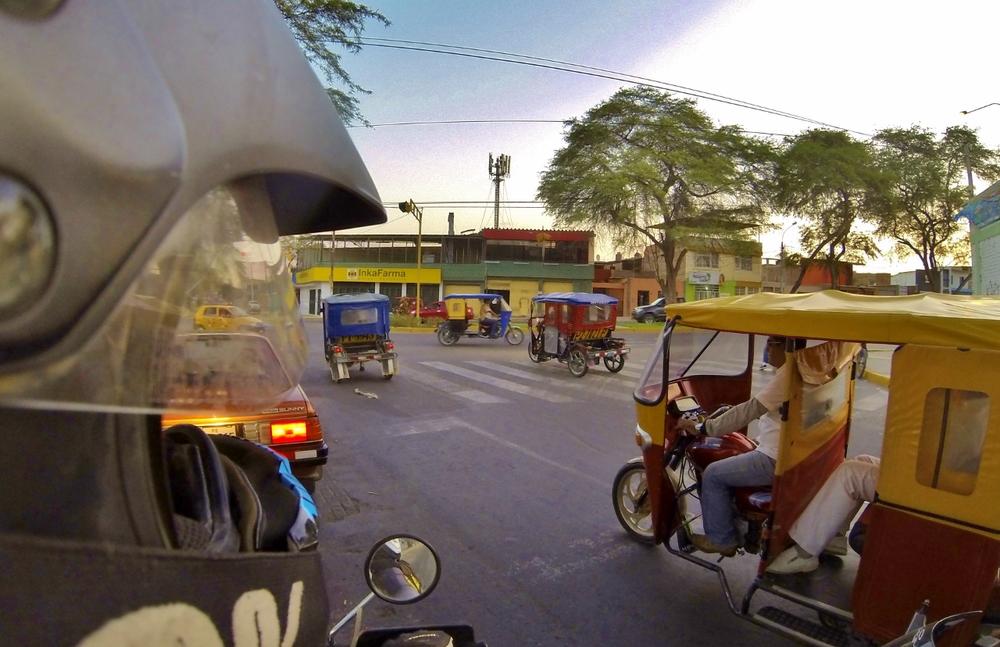 Piura: Ciudad de Eterna Tuk-Tuk