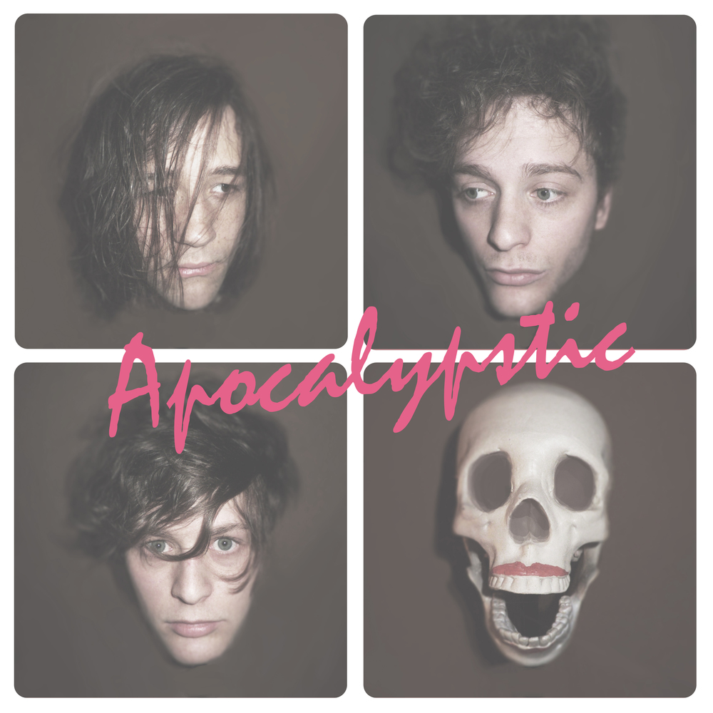 APOCALYPSTIC LP  // 2014 Currently Out Of Print