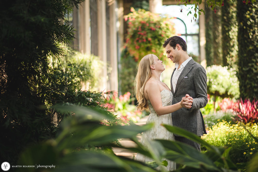 Longwood Gardens - Info | InfoPermit/Permission Needed: YesBeautiful location but unfortunately they have many restrictions on wedding photography. Please visit their website for more information.