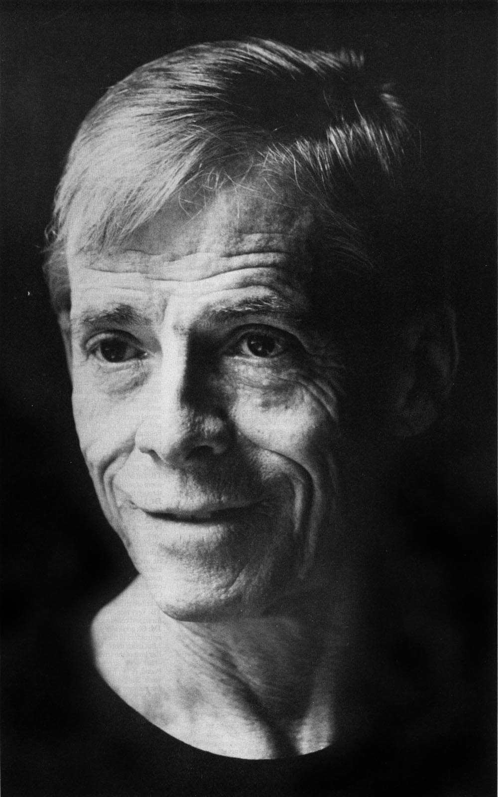 James Merrill looked a little like Joel Grey, right?