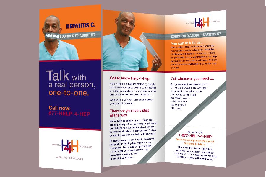 Help-4-Hep Brochure