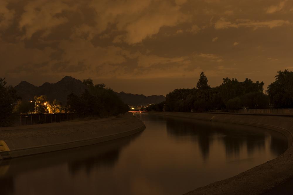 Arizona Canal