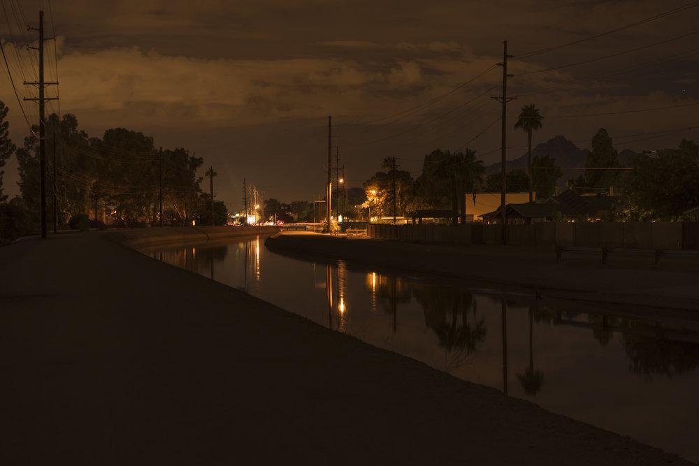 Arizona Canal 10.28.16