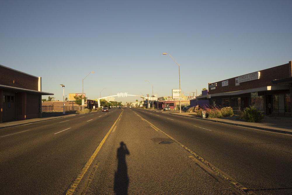 McDowell Road, Phoenix, AZ.