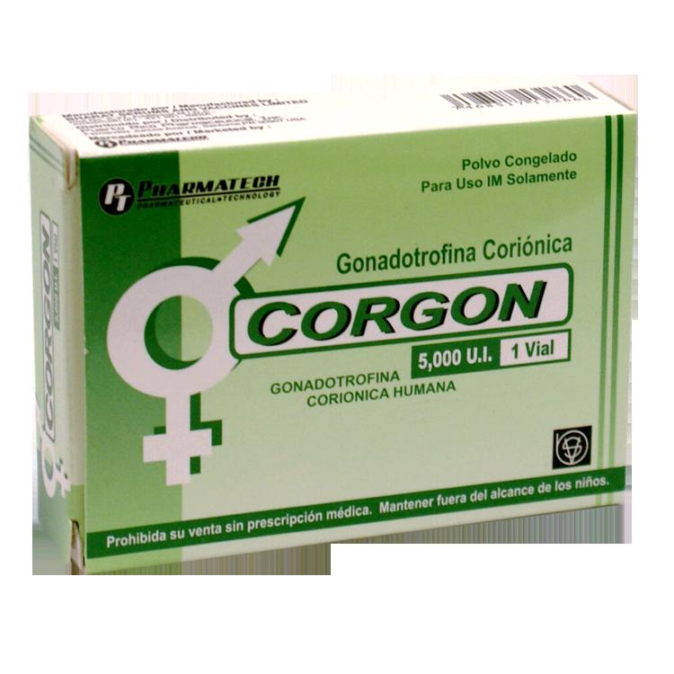 Corgon (Gonadotropina Coriónica) — Pharmatech República