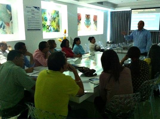 Visita nuestra página de Facebook:  Pharmtech Dominicana  para ver más fotografías de ésta actividad.