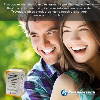 Lee más acerca de  Truvada  y otros productos para el tratamiento del  VIH  distribuidos por  Pharmatech  en la República Dominicana.