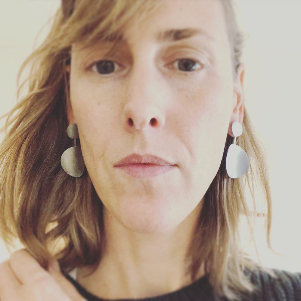 Caroline Davis - Sometimes a Jeweler.Sometimes an Architect.Sometimes a Metal Fabricator.Sometimes a Teacher.Always a Maker.