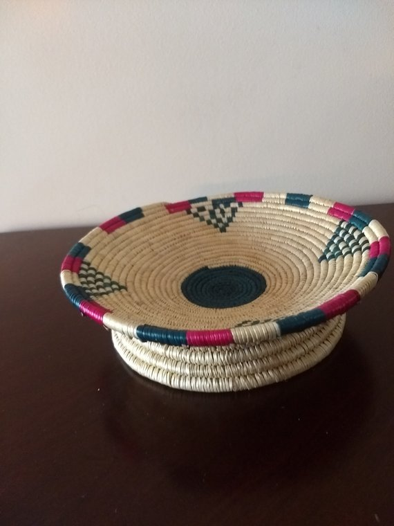Mesob Candy Basket