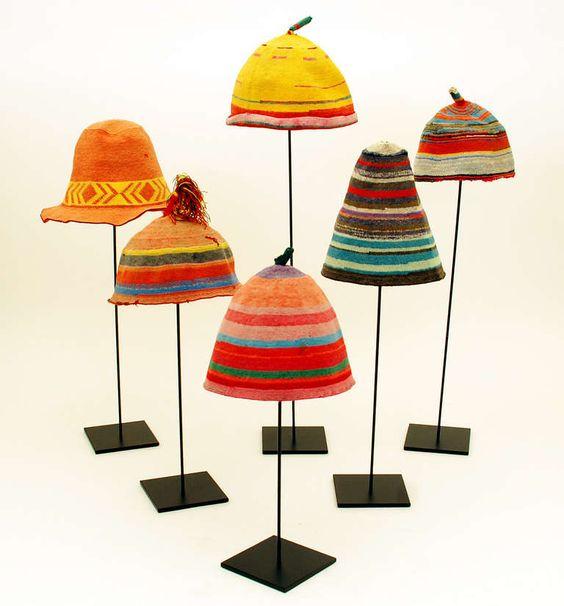 Dorze Southern Ethiopia Hats