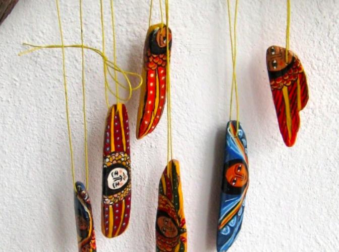 Christmas Ornamental Hangings