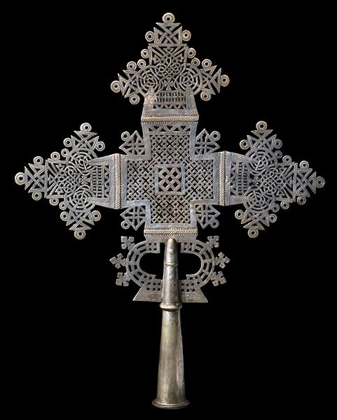 Silver Coptic Crosses