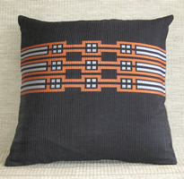 Woven Decorative Pillow