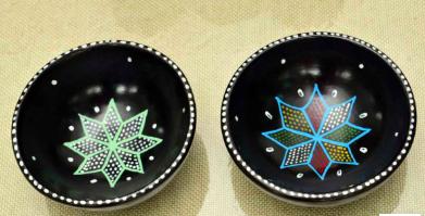 Small Clay Bowls