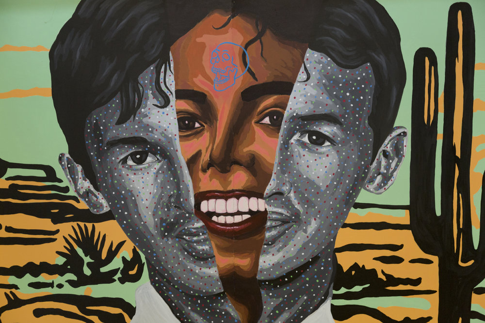 Cholo Jackson Mural