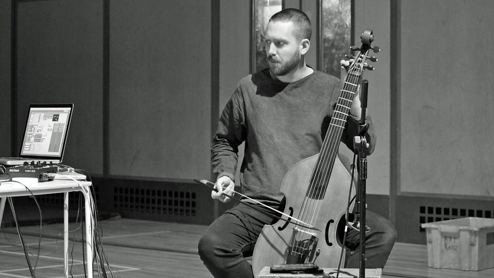 Body   Music for bass viol and electronics written for Liam Byrne and Luke Ahmet (Rambert Dance).  READ MORE