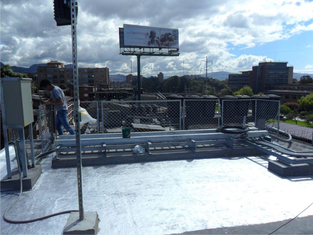 Copy of Estacion U/ nacional Bogota