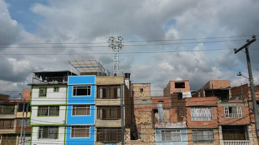 Copy of Estacion Sierra Morena 1 Bogota