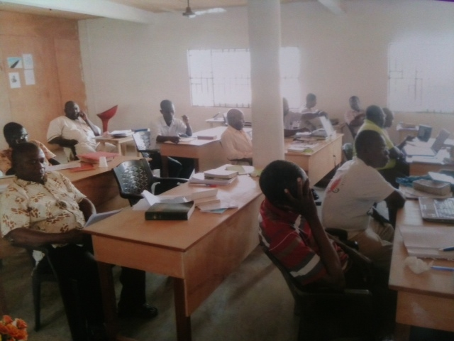 Nigerian Instructors Travel To Ghana For Continuing Biblical