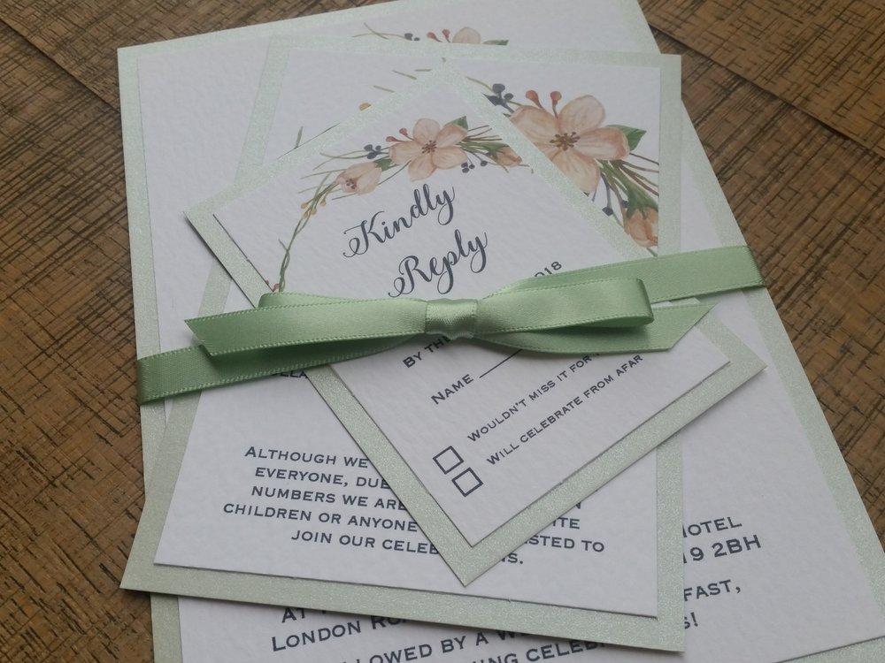 Tia - floral flower wreath rustic kraft wedding invitation (11).jpg