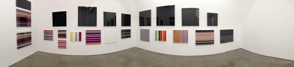 Exhibition Image, Rosemarie Trockel , Barbara Gladstone Gallery, New York  Photo Credit: Cincala ArtAdvisory