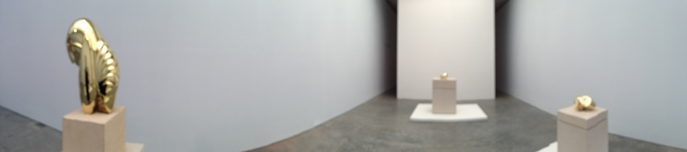 Exhibition Image, Brancusi in New York 1913-2013,   Paul Kasmin Gallery, New York Photo Credit: Cincala ArtAdvisory