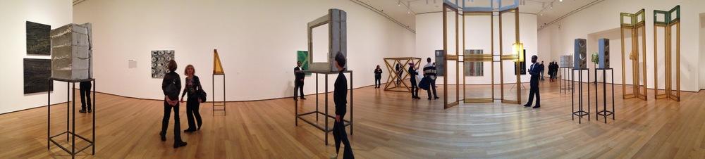 Exhibition Image, Isa Genzken: Retrospective,   MoMA, New York Photo Credit: Cincala ArtAdvisory