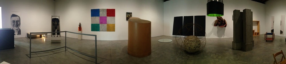Exhibition Image,  Michelangelo Pistoletto: The Minus Objects 1965-1966,  Luhring Augustine, Bushwick Photo Credit: Cincala Art Advisory