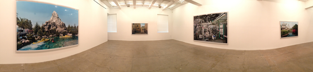 Exhibition Image,  Thomas Struth,  Marian Goodman Gallery, New York Photo Credit: Cincala Art Advisory