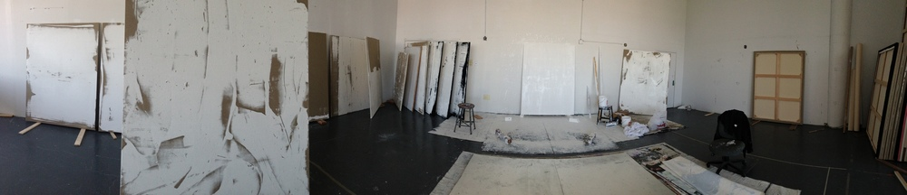 Thomas Fouteirol Studio, Ridgewood, New York Photo Credit: Cincala Art Advisory