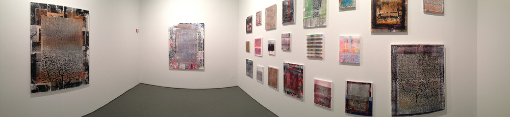 Exhibition Image, Patrick Berran, White Columns Gallery, New York Photo Credit: Cincala Art Advisory