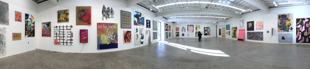 Exhibition Image, Group Exhibition,  Call and Response  ,  Gavin Brown Enterprise, New York Photo Credit: Cincala Art Advisory