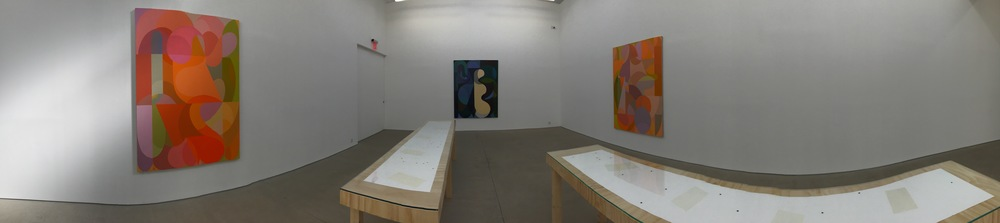 Exhibition Image, Sebastian Black,  Tales I Knows , C-L-E-A-R-I-N-G, New York Photo Credit:Cincala Art Advisory