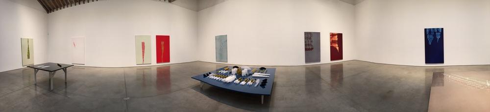 Exhibition Image, Tauba Auerbach, Paula Cooper,New York   Photo Credit:Cincala Art Advisory