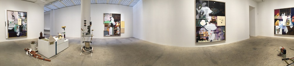Exhibition Images, Helen Marten,  Eucalyptus, Let Us In , Greene Naftali, New York Photo Credits: Cincala Art Advisory