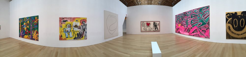 Installation image,  Animal Farm , the Brant Foundation Art Study Center, Greenwich, Connecticut Photo Credit: Cincala Art Advisory
