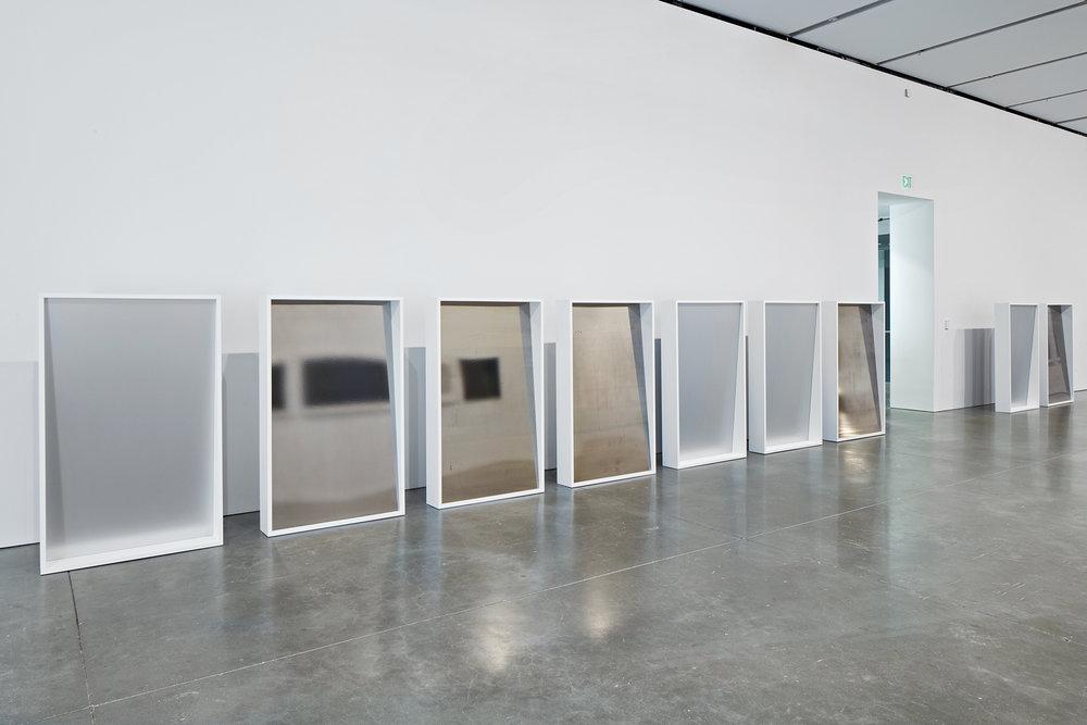 Gallery 7, 2014. Exhibition: Liz Deschenes, ICA Boston (June 29 - October 16, 2016). Photos courtesy the artist and Miguel Abreau Gallery, New York.