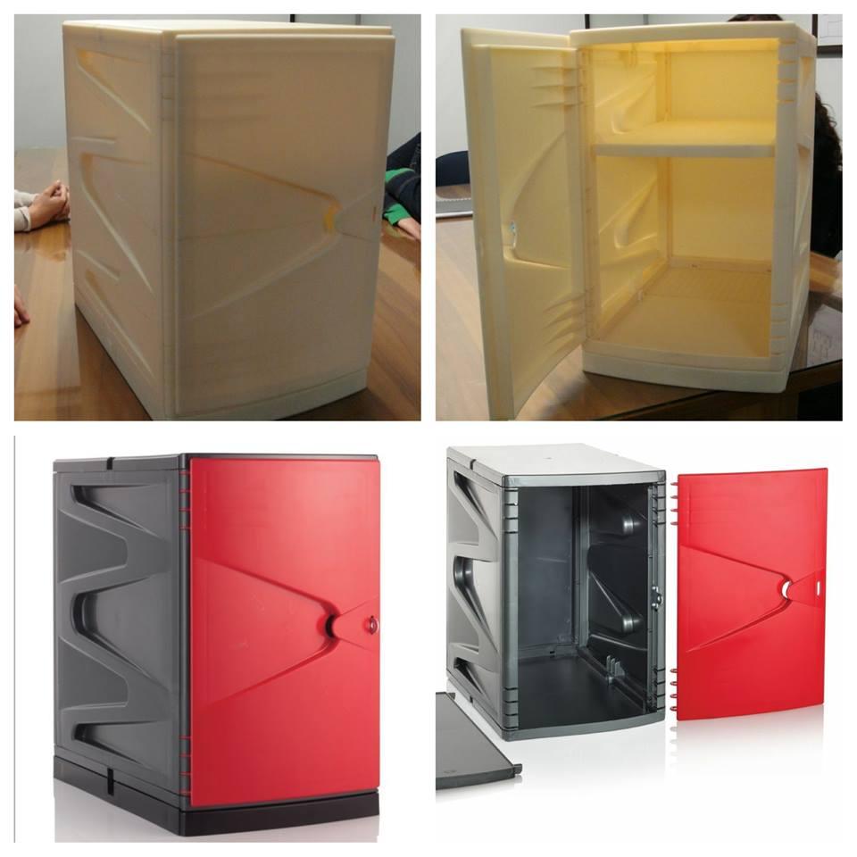 Premio Lápiz de Acero 2013 en la categoría de Diseño Industrial, área de Producto, con el desarrollo y diseño del Locker Modular.