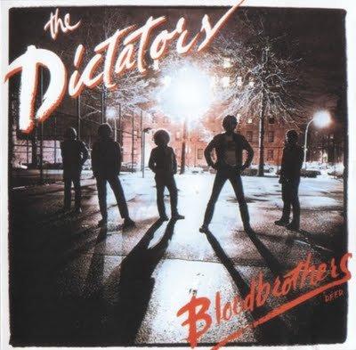 The Dictators - Bloodbrothers1978Lead Guitar, Vocals