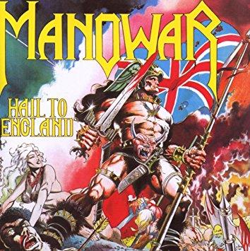 Manowar - Hail To England1984Guitars, KeyboardsWritten by Manowar