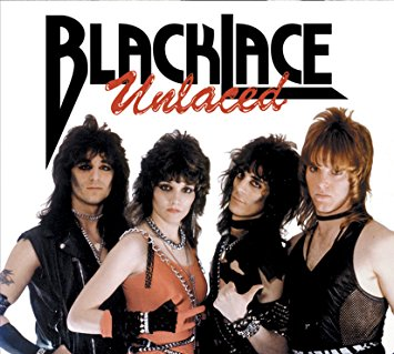 Blacklace  - Unlaced1984Producer on 3 or 4 songs