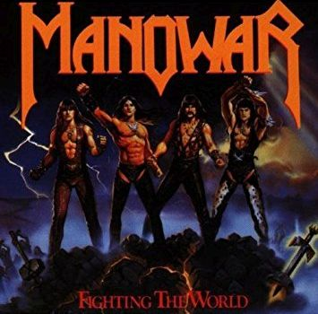Manowar - Fighting The World1987Guitars, KeyboardsAll songs written and produced by Manowar