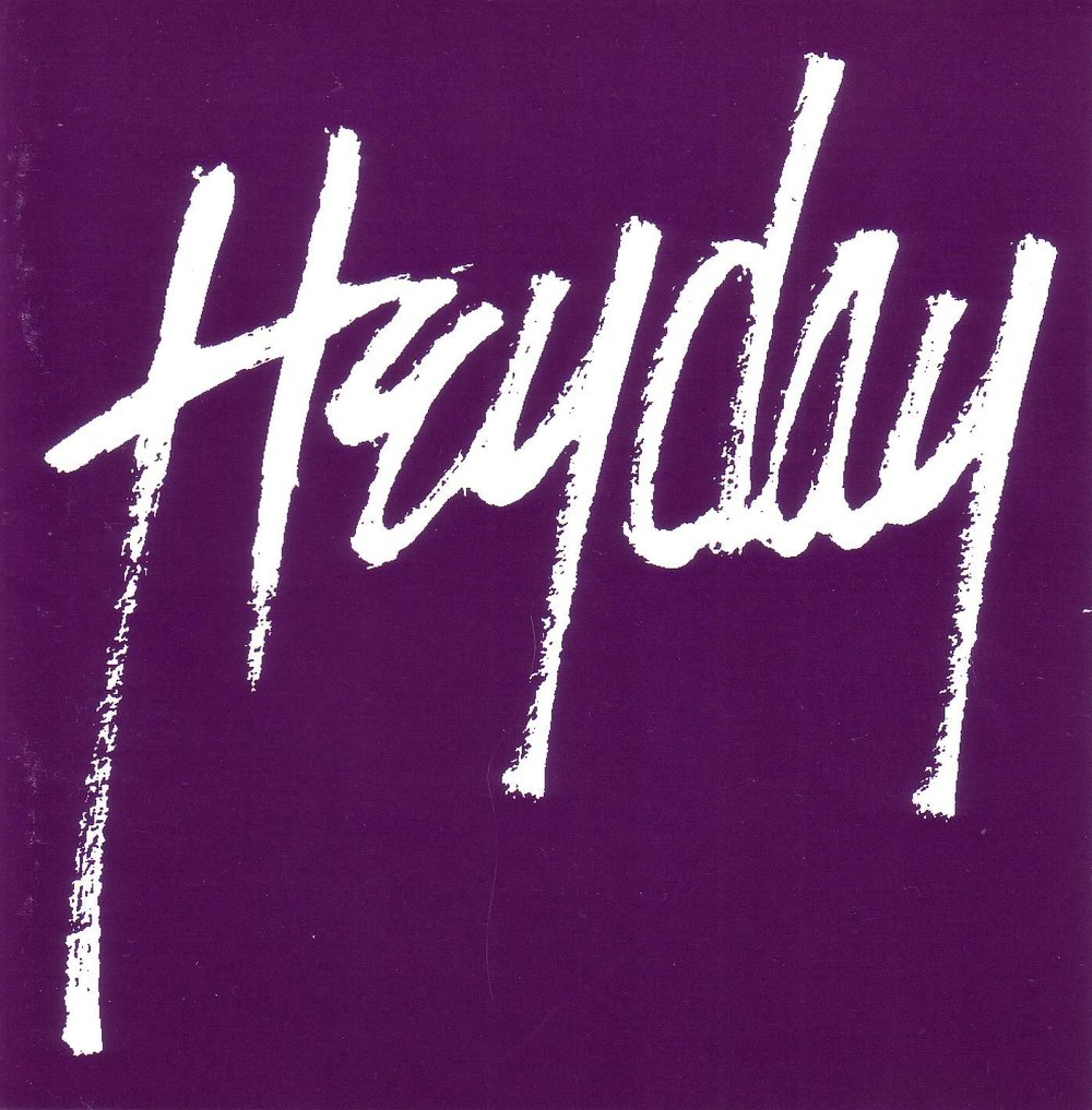 Heyday - Heyday1994GuitarsProduced by Danny Caccavo and HeydayAll orignal songs written by Ross The Boss