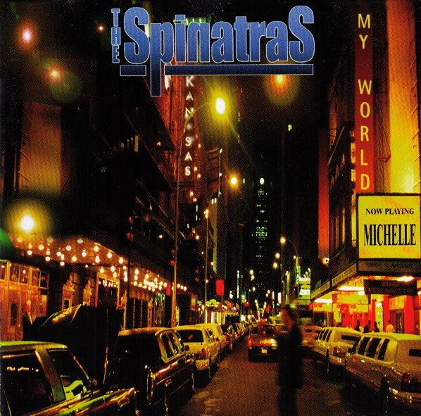 The Spinatras -  @Midnight.com1999GuitarsSongs Written by The SpinatrasProduced by: Jim Siegel, Ross Friedman and The Spinatras