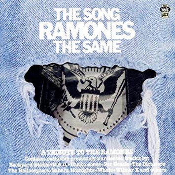 The Song Ramones The Same: A Tribute to the Ramones - Various ArtistsJuly 2002Lead Guitar, The Dictators -