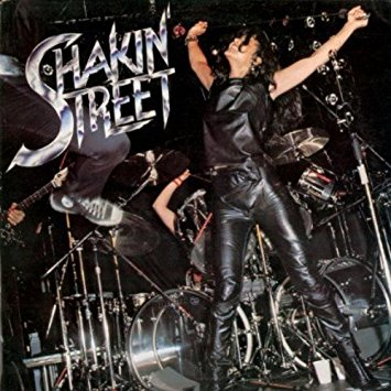 Shakin Street - Solid as a Rock / Live and Raw2004 (reissue)Guitars